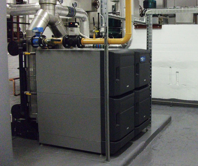 Ideal Commercial Boilers installed at the Royal Veterinary College