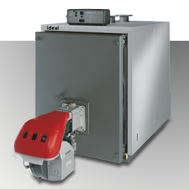 Vanguard L Pressure Jet Boiler Ensures Maximum Heat Transfer Efficiency