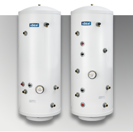 Range of Unvented Commercial Cylinders